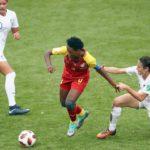 Black Princesses forward Sandra Owusu-Ansah admits missing strike partner Princella Adubea at the World Cup
