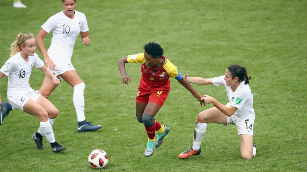 Black Princesses forward Sandra Owusu-Ansah admits missing strike partner Princella Adubea at the World Cup