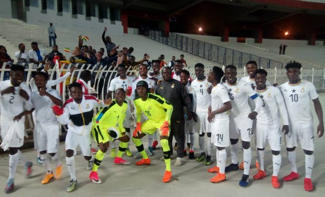 MOYS congratulates Black Satellites for qualifying for the AYC