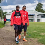 Jordan Ayew joins Schlupp at training ahead of Crystal Palace debut