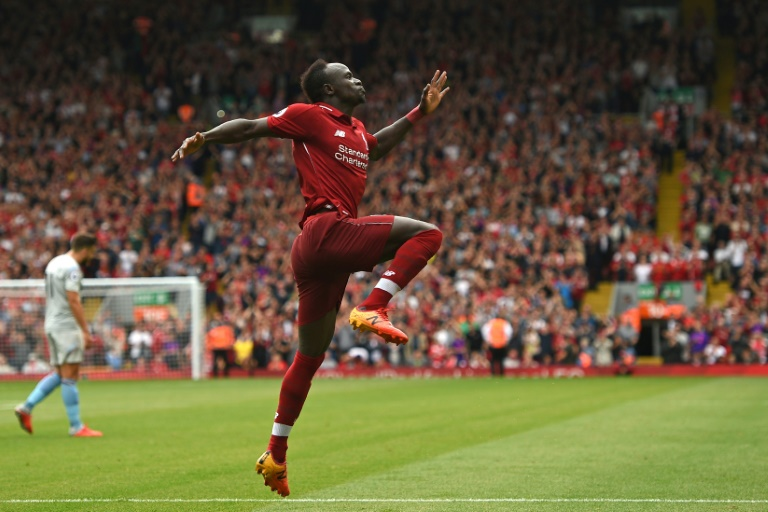 African trio star as Liverpool make superb star