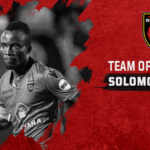 Hat-trick hero Solomon Asante named to the USL Team of the Week