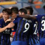 VIDEO: Watch Richmond Boakye's goal for Jiangsu Suning in victory against Guizhou Zhicheng