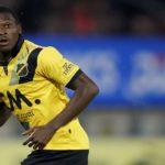 English Champions Manchester City wish Thomas Agyepong luck on his loan move to Hibernian