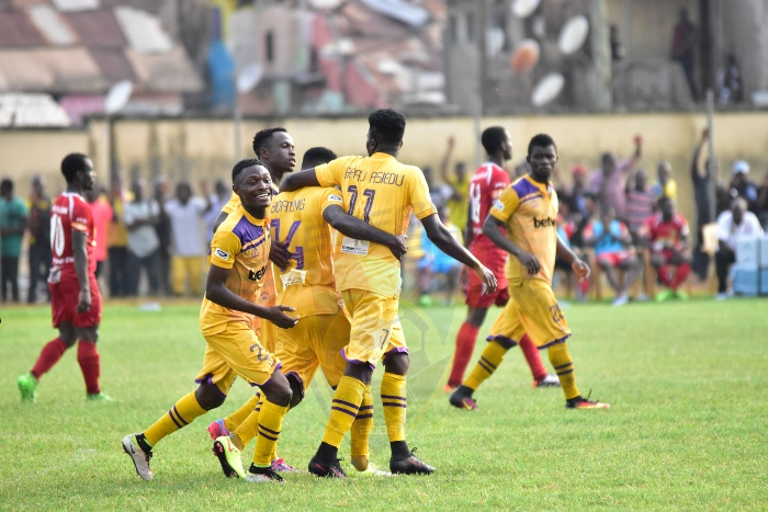 Medeama line up two-legged friendlies against Ashantigold
