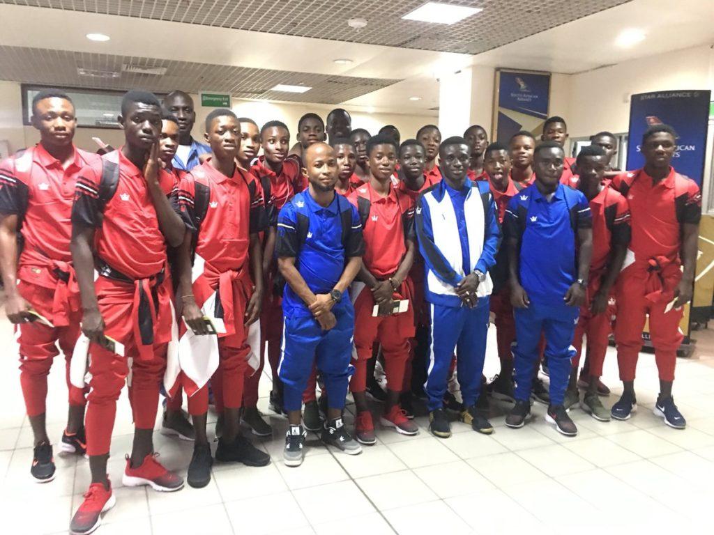 WAFA U16 clobber Chelsea 5-0 at 2018 Next Generation Tournament