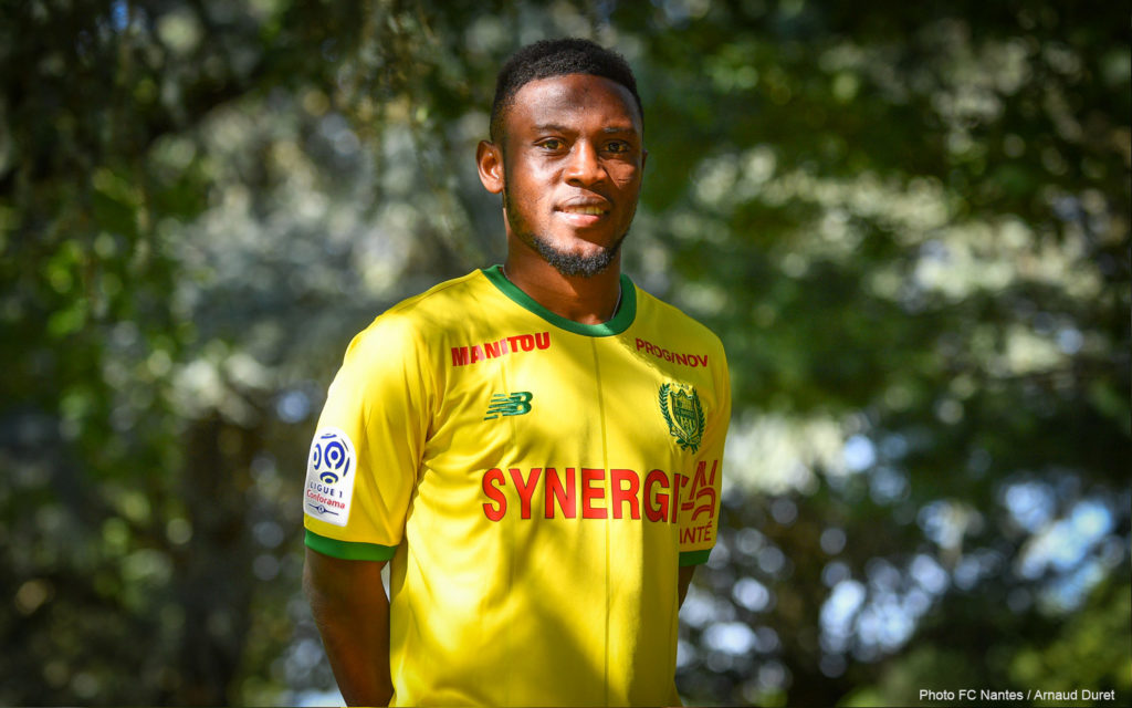 PHOTOS: Ghana striker Majeed Waris joins FC Nantes on one-year loan deal