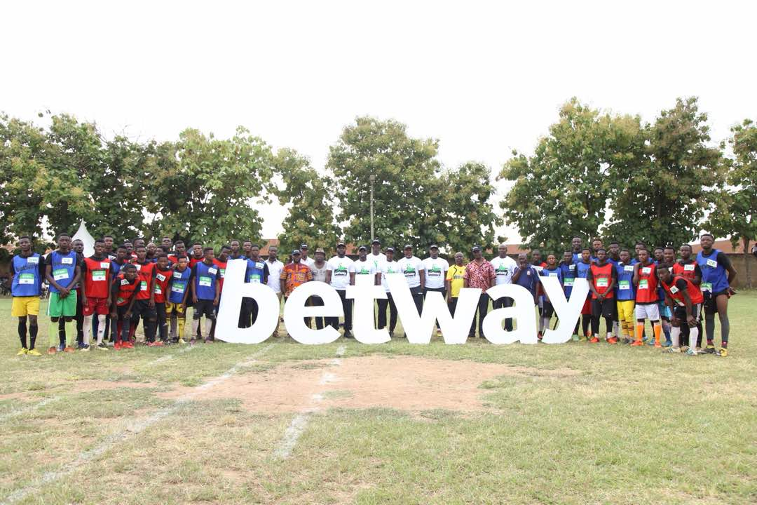 Betway Talent Search tryouts ends in Sunyani