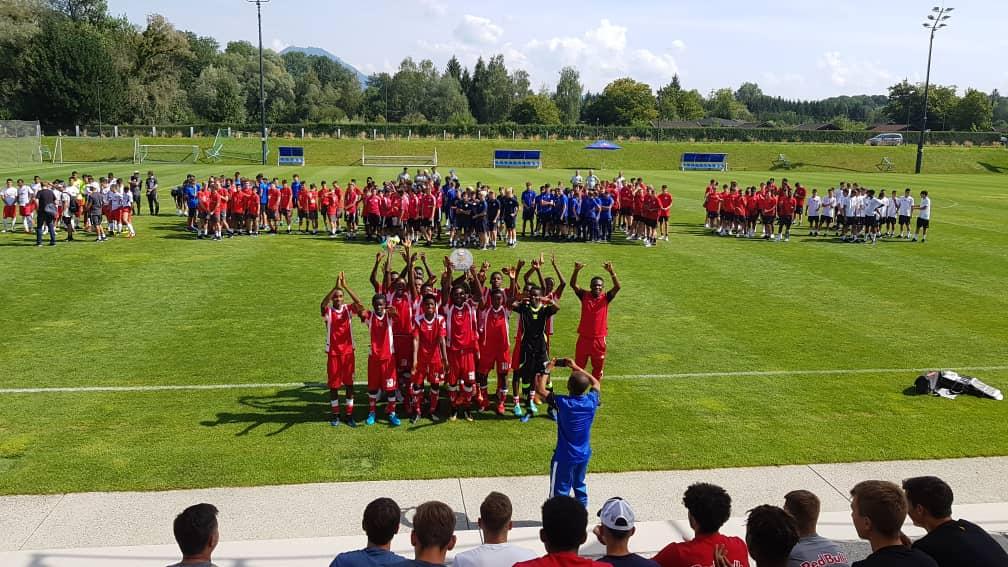 WAFA U16 dispatch Red Bull Brasil to win 2018 Next Generation Trophy in Austria