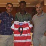 CONFIRMED: Former Aduana Stars striker Derrick Sasraku joins Tunisian giants Club Africain