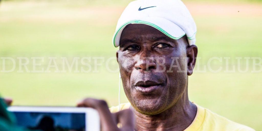 'Disappointed' Dreams FC coach Karim Zito doffs hat to victorious Hearts of Oak