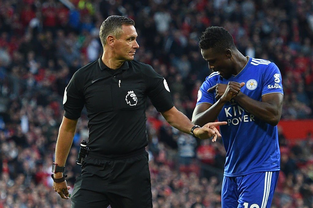 Leicester ace Amartey sets unwanted record in difficult season start against Man Utd