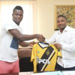 Ex-Bechem United hitman Amed Toure extends contract at ASEC Mimosas until 2020