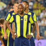 Andre Ayew in full-time action as Fenerbahce crash out of UEFA Champions League
