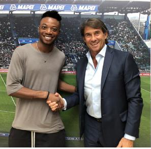 Ghanaian defender Claud Adjapong extends Sassuolo deal until 2023