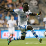 Dominic Oduro looks to bring some fun and some goals to the San Jose Earthquakes