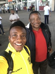 Asante Kotoko land in Tanzania ahead of Simba SC clash