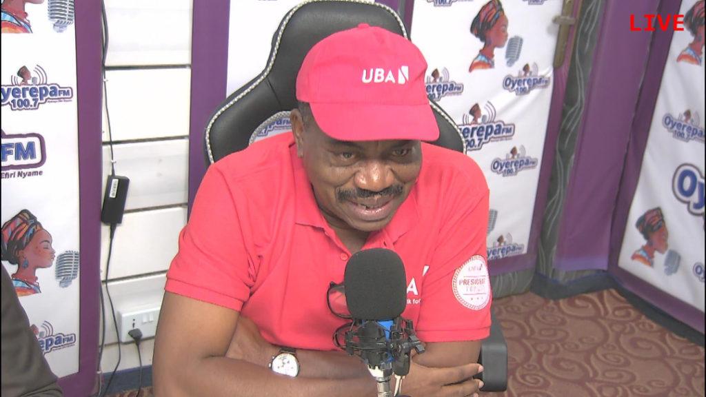 Asante Kotoko CEO George Amoako unsurprised by Paa Kwesi Fabin's resignation