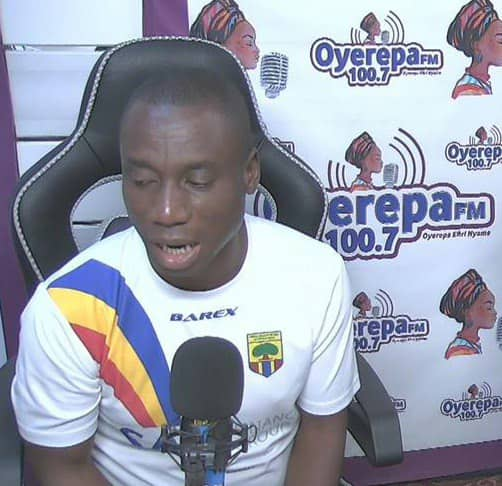 Hearts of Oak chief Hackman Aidoo opens up on reasons behind crest change