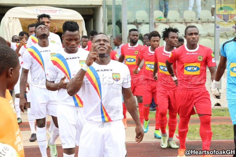 VIDEO: Watch all of Asante Kotoko goals in 2-0 win over Hearts of Oak