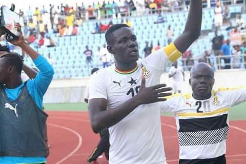 Ghana U20 skipper Issahaku Konda to seal move to Austrian top-flight LASK Linz