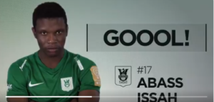 Performance of Ghanaian players in Europa League wrap up: Abass grabs brace as Gyasi suffers injury blow