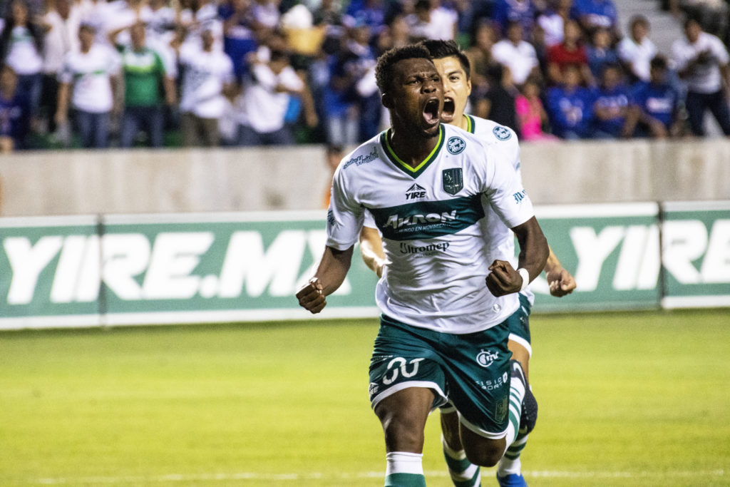 Jacob Akrong Scores For Club Atletico Zacatepec In Defeat Against Cruz Azul In Mexico Copa Mx Ghana Latest Football News Live Scores Results Ghanasoccernet