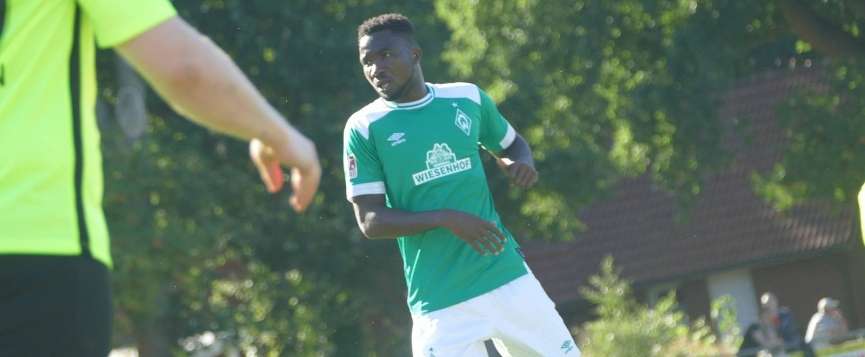 Jonathan Osabutey fires Werder Bremen II to win over St. Pauli in Germany