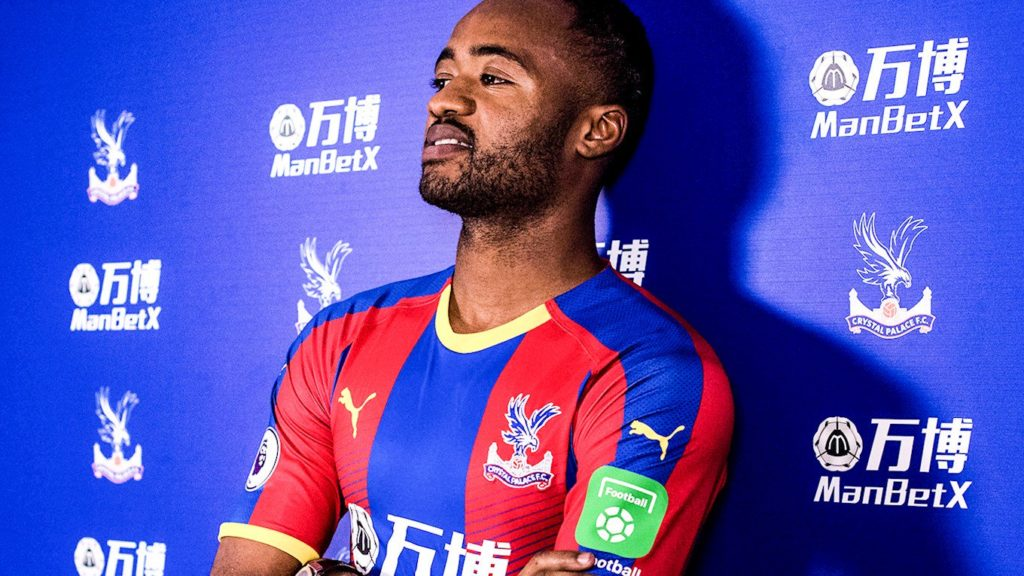 Ghana striker Jordan Ayew named for his Crystal Palace debut in clash with Liverpool