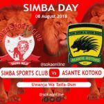 Kotoko line up friendly against Tanzania giants Simba in Dar-es-Salam