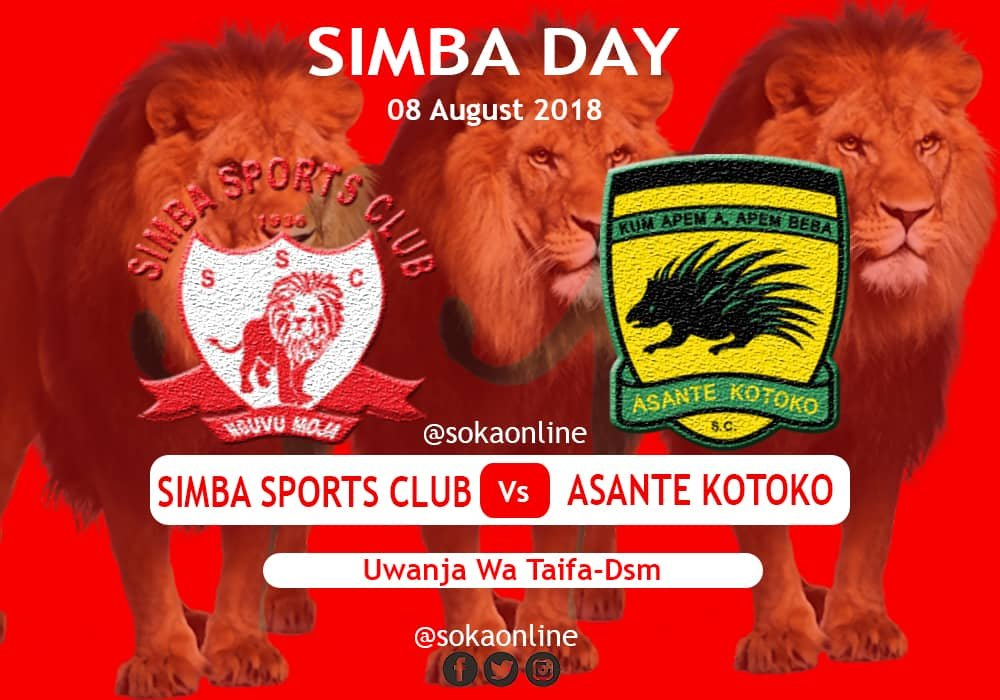 Breaking News: Kotoko line up friendly against Tanzania giants Simba in Dar-es-Salam