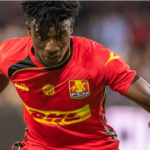 Kudus Mohammed will soon land in the English Premier League - FC Nordsjælland coach Flemming Pedersen declares