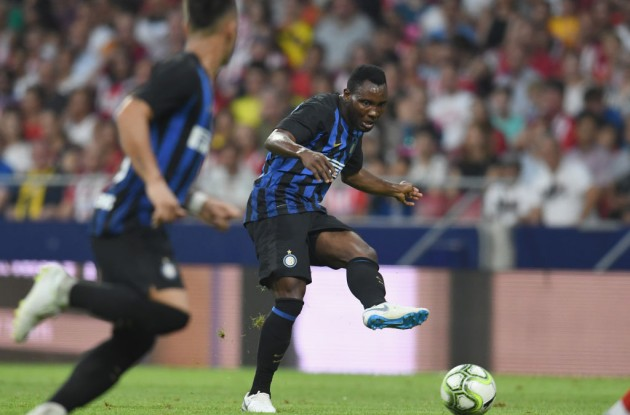 Ghana star Kwadwo Asamoah registers vital assist for Inter Milan in UCL victory over Tottenham Hotspurs