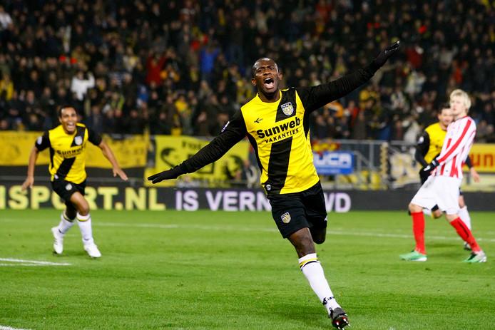 EXCLUSIVE: Former Ghana striker Matthew Amoah named coach of Dutch side NAC Breda's youth side