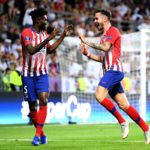 Thomas Partey expects 'greater' season with Atletico Madrid after UEFA Super Cup triumph