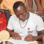 VIDEO: Hearts of Oak star Patrick Razak completes move to Guinean giants Horoya AC