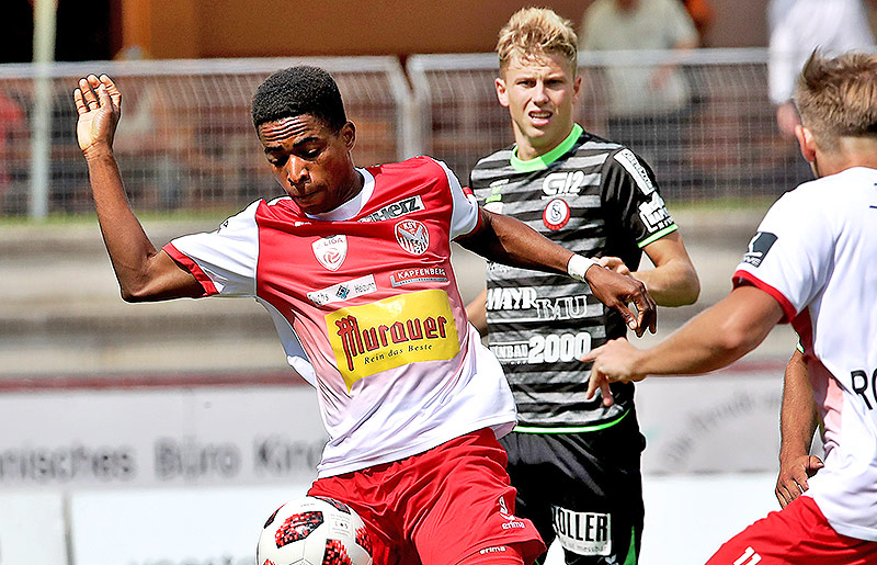 Paul Mensah\'s strike not enough as Kapfenberg suffer mid-season friendly defeat against AFC Wolfsberger