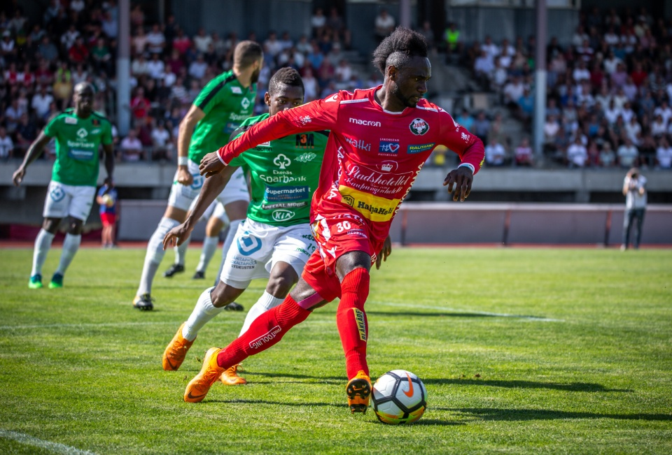 EXCLUSIVE: Ghanaian forward Seth Paintsil set to join Austrian side Admira Wacker from FF Jaro
