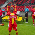 EXCLUSIVE: Dutch side GO Ahead Eagles terminate Shadrach Eghan contract