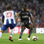 Midfielder Alhassan Wakaso hails 'Great' Vitoria Guimaraes win at FC Porto