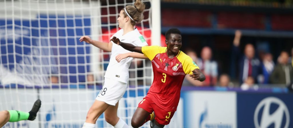 Black Princesses bow out of U-20 Women's World Cup with victory over New Zealand