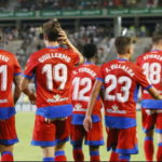 VIDEO: Watch Yaw Yeboah's Messi-esque strike for CD Numancia against Cordoba