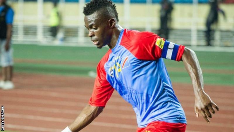 DR Congo defender Gabriel Zakuani announces international retirement