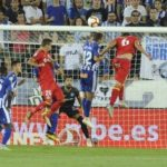 Mubarak Wakaso features as Alaves miss chance to go joint top of La Liga