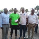 Bechem United team manager travels to Europe for training