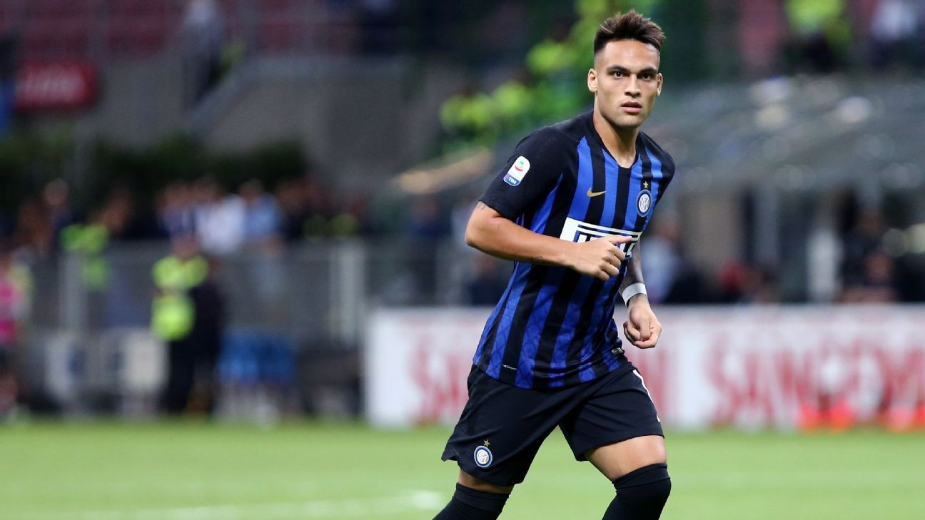 1ceddd6bd0a Inter Milan forward Lautaro Martinez out of Argentina friendlies with calf  injury