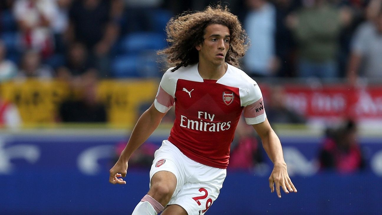 7ff7fdceb97 Ex-Arsenal forward Jeremie Aliadiere  I told Matteo Guendouzi to move to  the club