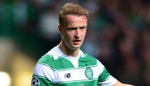 Celtic stay suits Griffiths