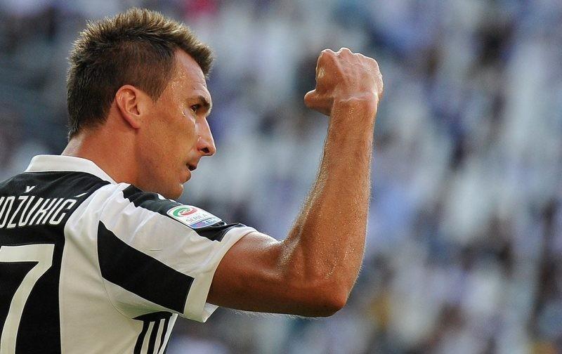 Mandzukic's agent says he has fallen in love with Juventus