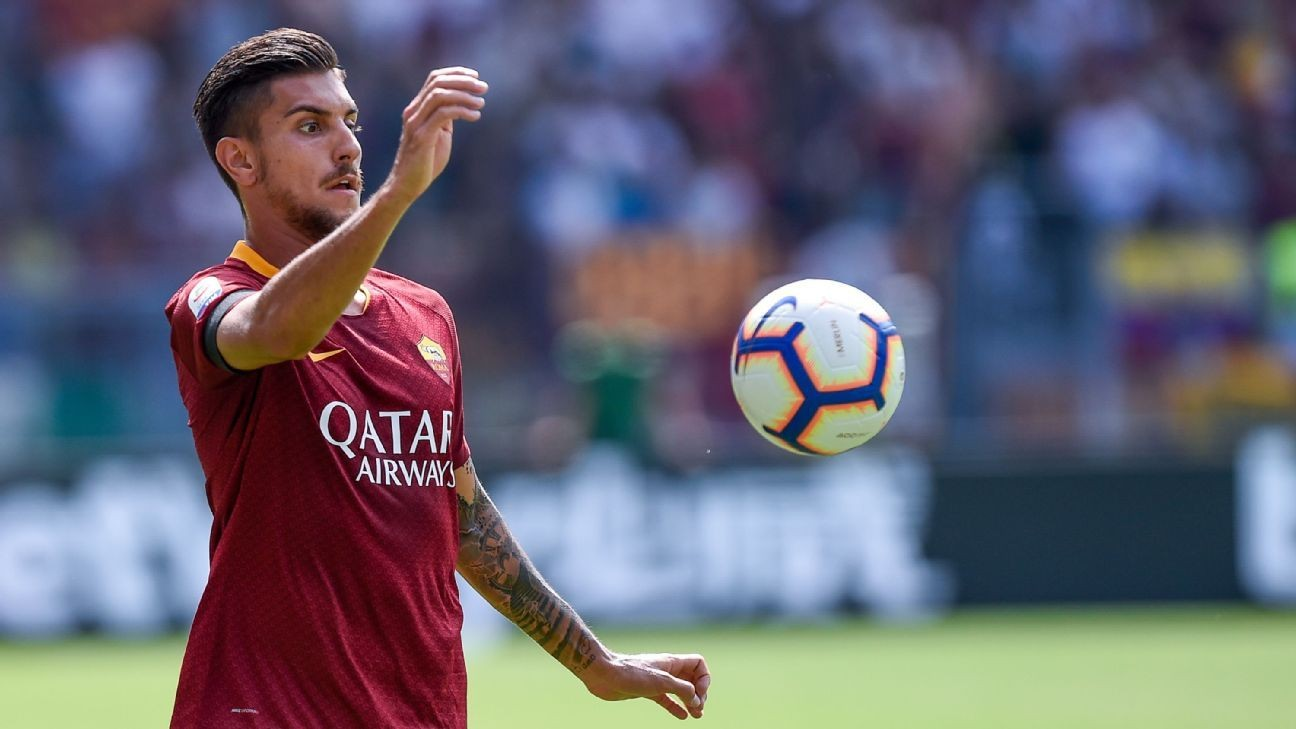 Roma booed off as defence struggles in draw vs. bottom side Chievo